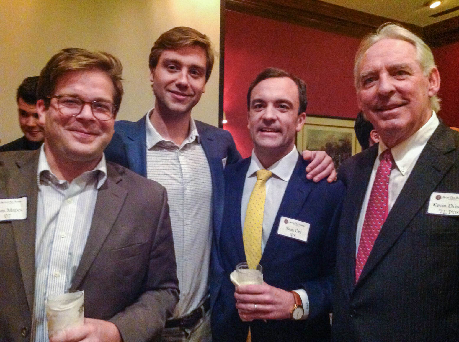 2017 Chevy Chase Reception