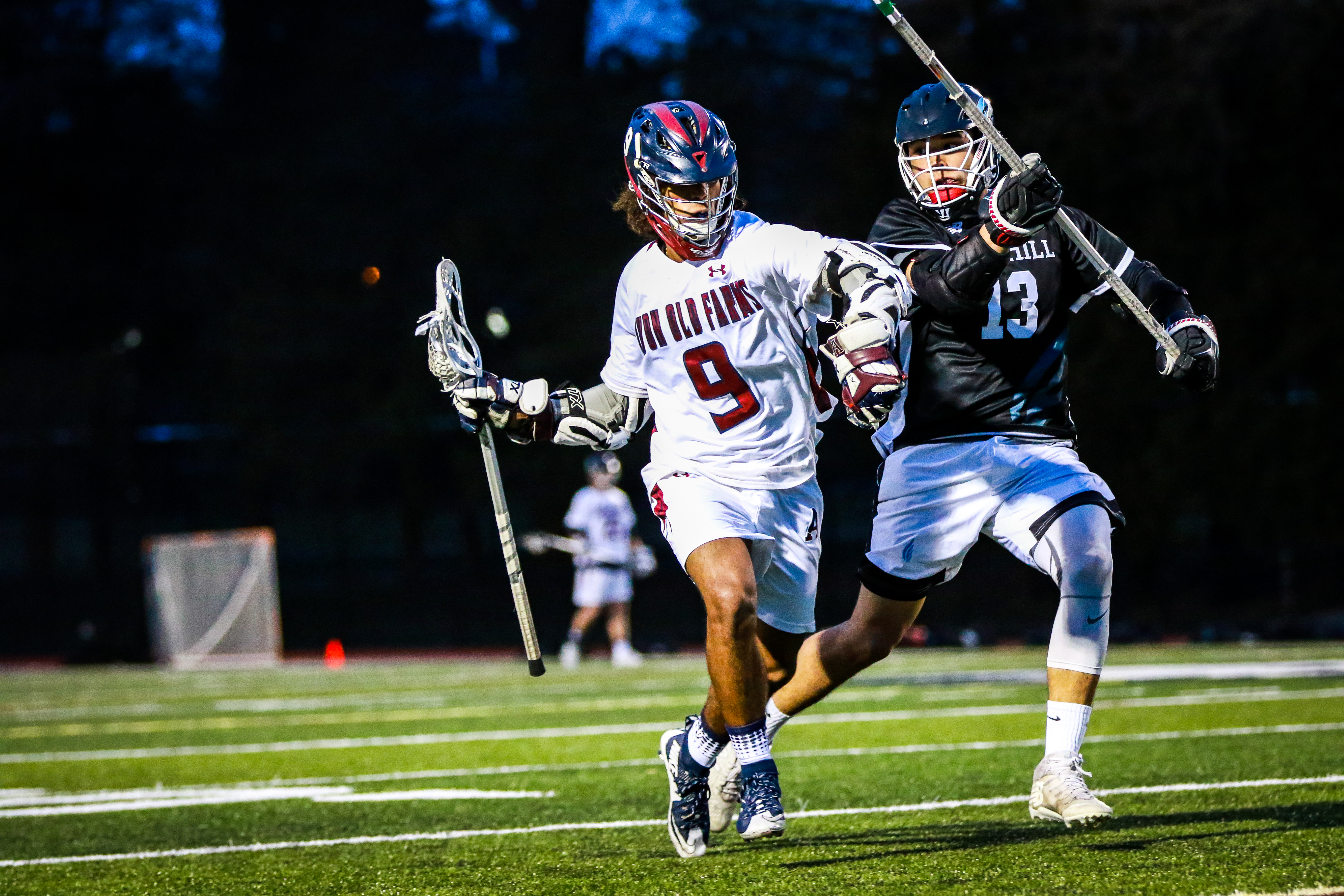 Seven Avonians Make New England 100 List for Lacrosse